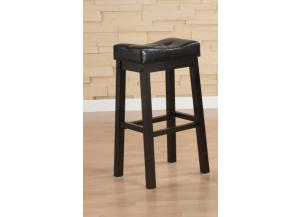 Coaster Traditional Bar Stool