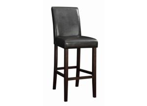 Coaster Dark Brown Bar Stool