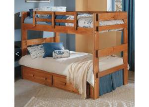 Heartland 2600 Split Bunkbed w/o Trundle