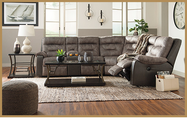 555 Sectional