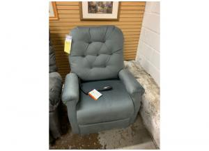 CLEARANCE-LIFT RECLINER WITH HEAT AND MASSAGE (UNADILLA)-$779 (WAS $999)