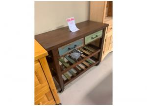 CLEARANCE-KITCHEN CART (N NORWICH)-$269 (WAS $299)
