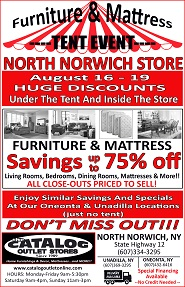 North Norwich Tent Sale 1