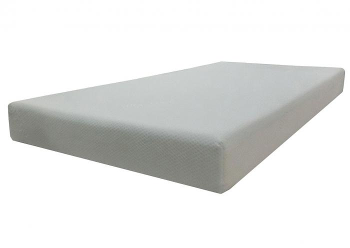 Plush Gel Memory Foam Queen Mattress,Chertok's