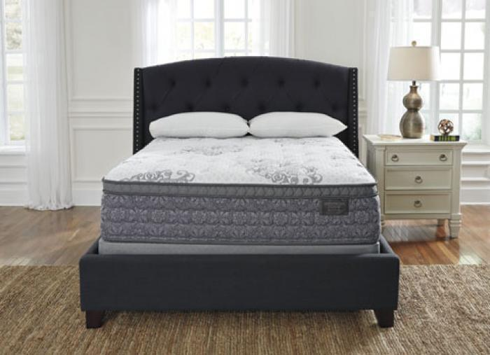 Jumbo Plush Queen Mattress Set,Chertok's