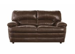 Genuine Leather and Match Sofa