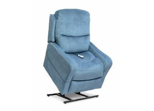 Quarterback Power Adjustable Headrest & Lift Recliner - Color Options Available
