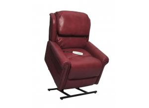 Ranger Red Power Lift Recliner