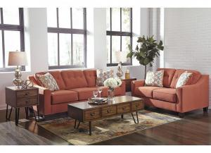 Crush Sofa & Loveseat