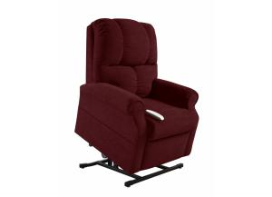 Relaxer Massage & Heat Power Lift Recliner - Color Options Available