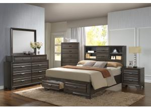 Colorado Storage Bed