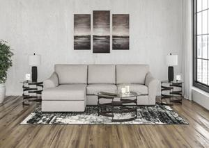 Nuvella Chaise Sectional