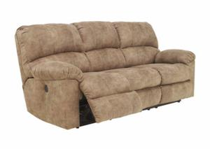 Caramel Power Reclining Sofa