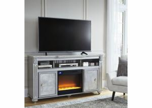 Image for Silver Marble TV Stand