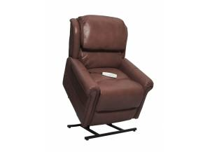 Ranger Brown Power Lift Recliner