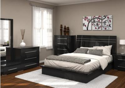 Venecia 9 Piece Queen Bedroom