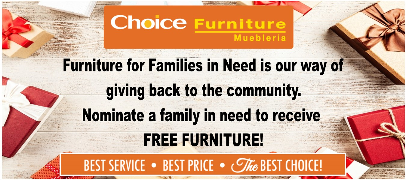 Furniture for Families In Need