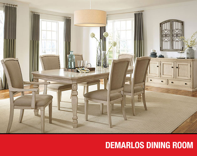Demarlos Dining Set