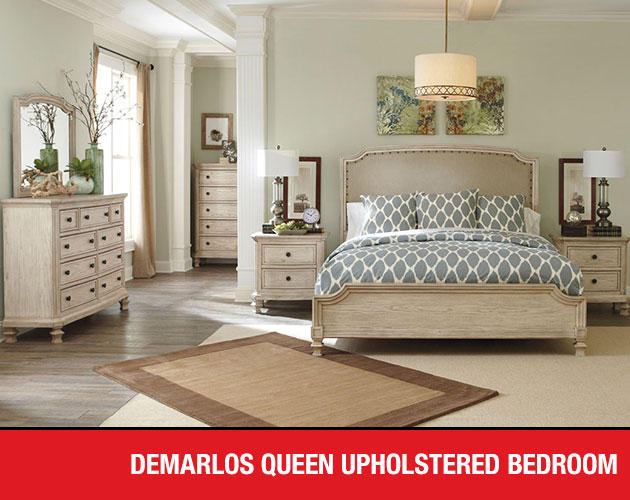 Demarlos Bed Set