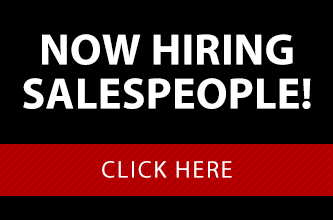 Now Hiring Salespeople