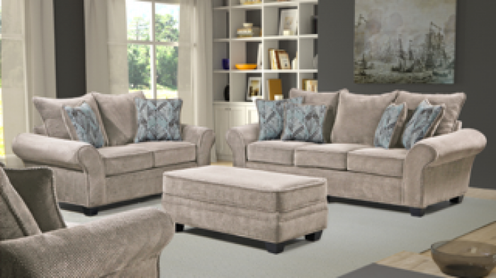Sofa & Loveseat ,American Furniture