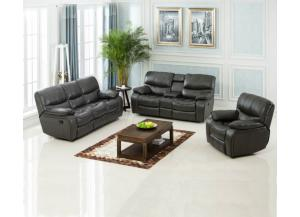 Reclining Sofa & Loveseat Plus FREE CHAIR!