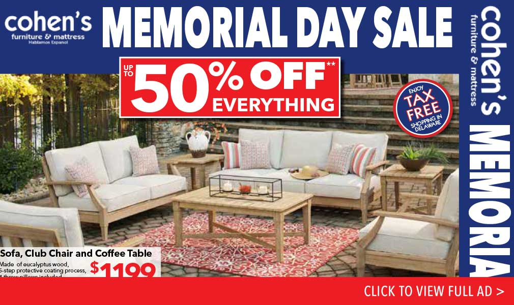 Furniture Stores In Delaware