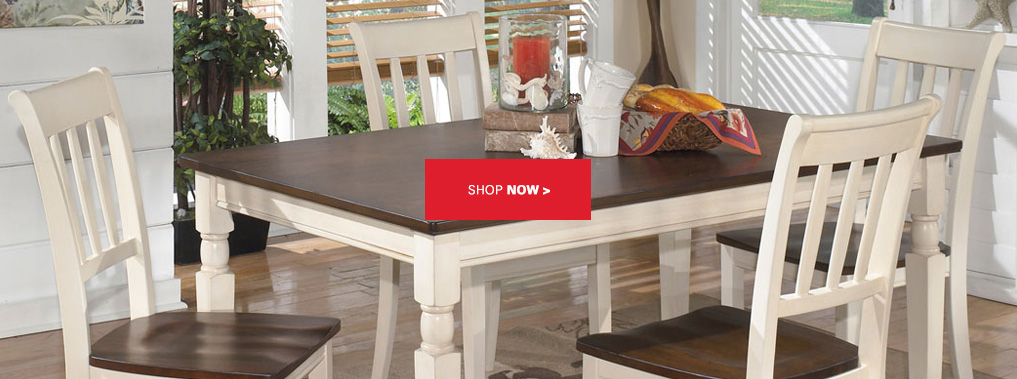 Shop Dining Rooms Now