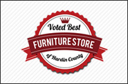 Voted Best Furniture Store