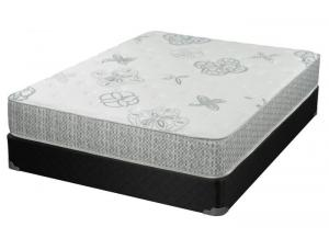 Elated Plush King Mattress Set