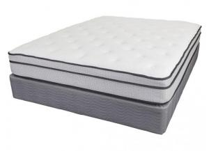 Coleman Plush Twin Mattress Set