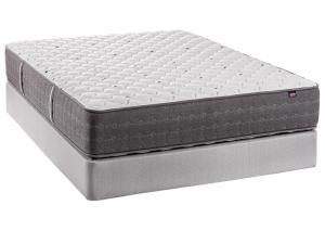 The Monterrey 2-sided Cushion Firm Full Mattress Set By Therapedic