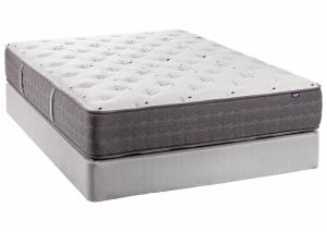 The  Monterrey 2-sided Plush Full Mattress Set By Therapedic