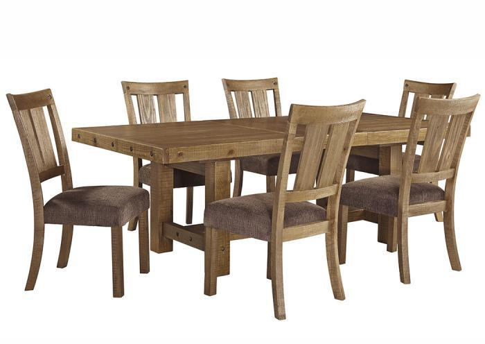 Tamilo Dining Table w/6 Chairs,In-Store Product