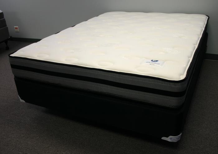 Marquis Plush Double Sided King Mattress,Englander