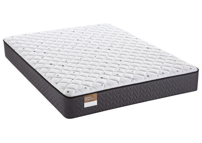 Queen Sealy Beauvior Plush Mattress w/Foundation,In-Store Product