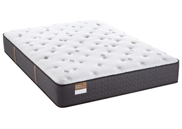 Queen Sealy Gilded Breath Mattress w/Foundation,In-Store Product