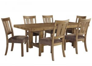 Tamilo Dining Table w/6 Chairs