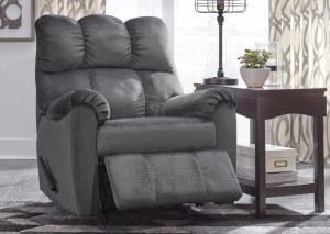 Image for Foxfield  Gray Recliner