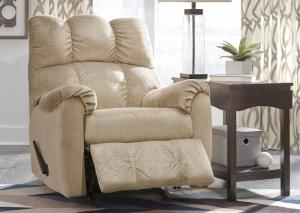 Image for Foxfield Beige Recliner