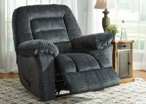 Image for Hengen Gray Recliner