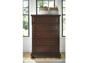 Image for Porter Brown 5 Drawer Chest