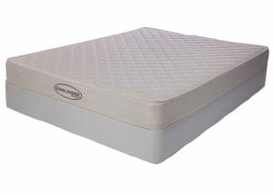 Crazy Quilt Soft Plush Top Twin Mattress