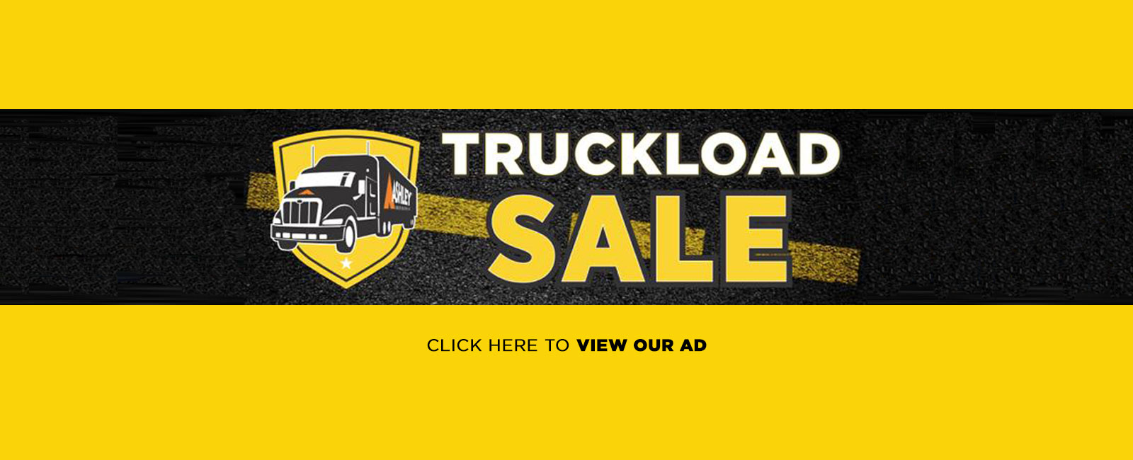 Truckload Sale - Shop 8/10 - 8/31
