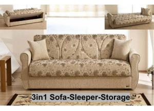 Melody Sofa Euro Sleeper