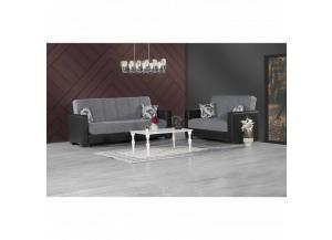 Armada Sofa & Love Seat Euro Sleeper
