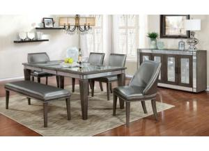 Sturgis Dining Room Set - Table w/20