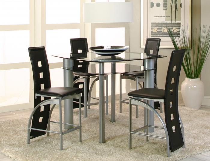 Valencia Counter Height Table & 4 Stools,Cramco Dining