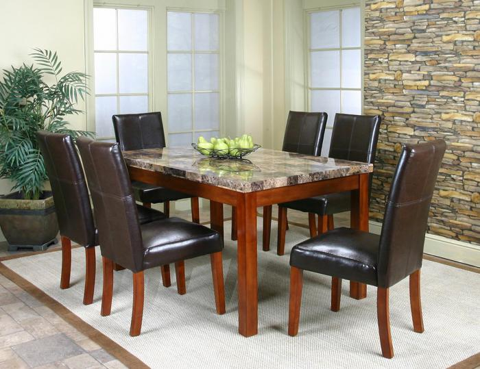 Mayfair Dining Table & 4 Chairs,Cramco Dining
