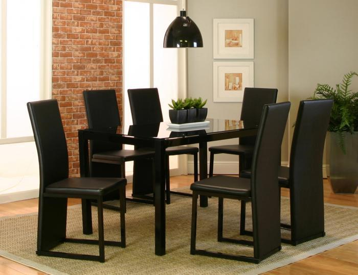 Como Dining Table & 6 Chairs,Cramco Dining